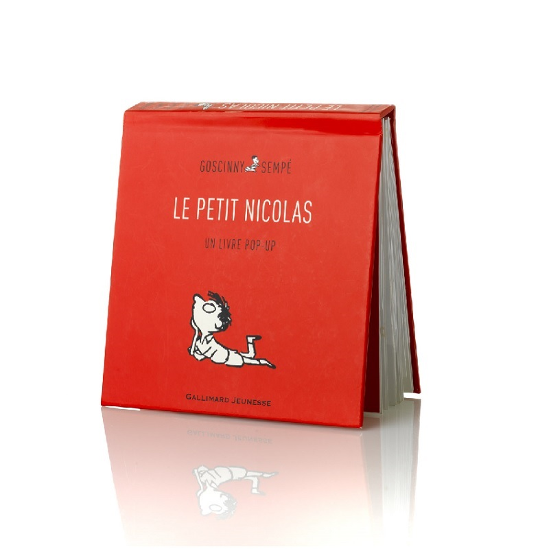 Le petit Nicolas pop up