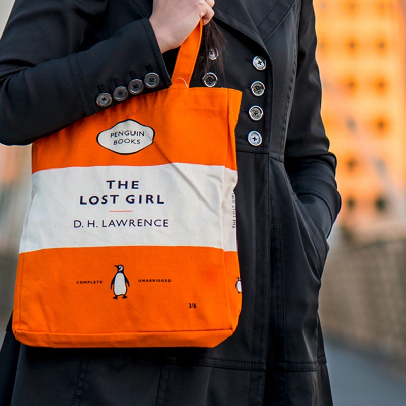 Tote Bag - The Lost Girl