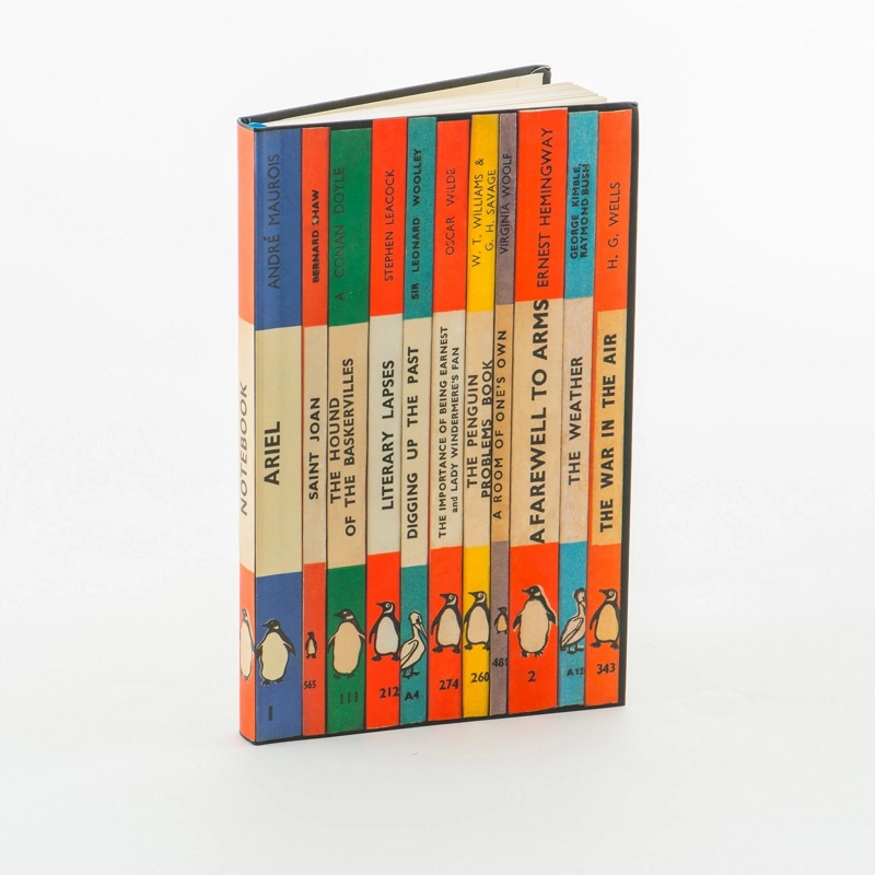 Notebook - Spines (pocket size)