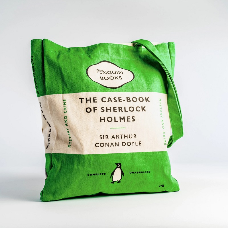 Tote Bag - The Case-Book of Sherlock Holmes