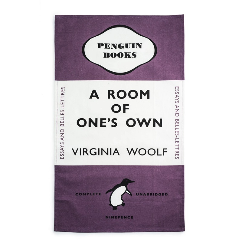 Tea Towel - A Room of One's Own