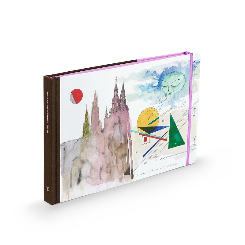 Louis Vuitton Travel Book - Prague