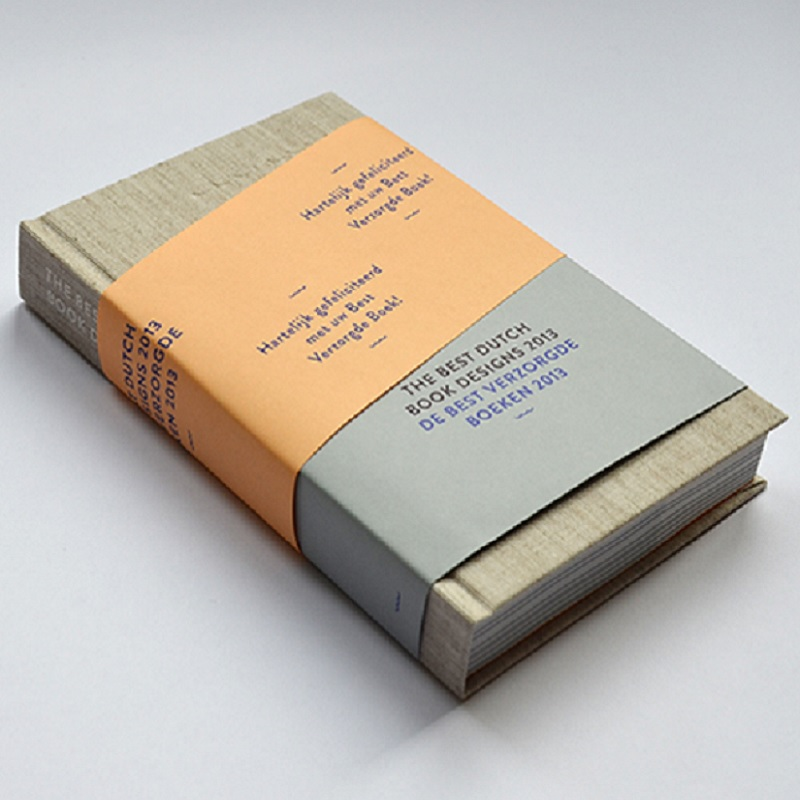The Best Dutch Book Designs 2013