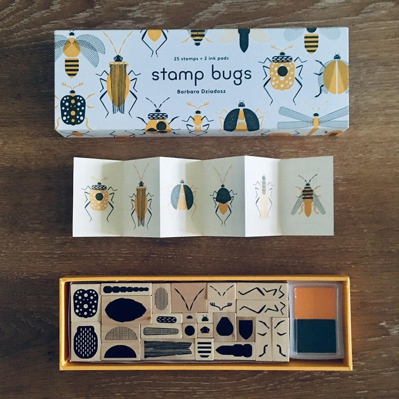 Stamp Bugs