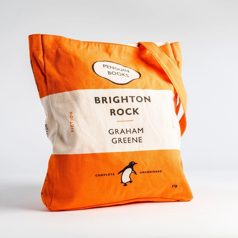 Tote Bag - Brighton Rock