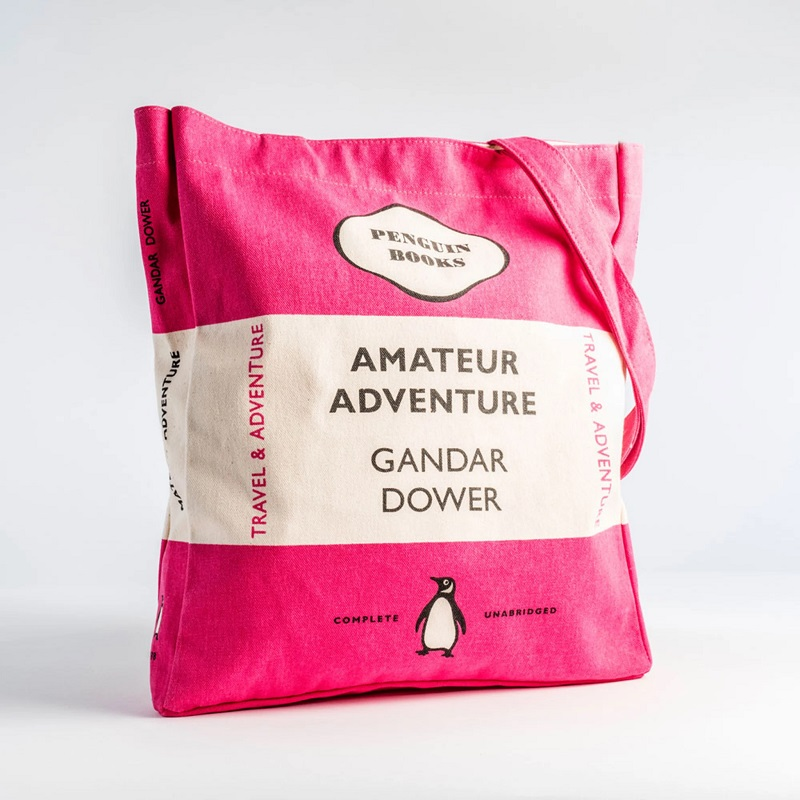 Tote Bag - Amateur Adventure