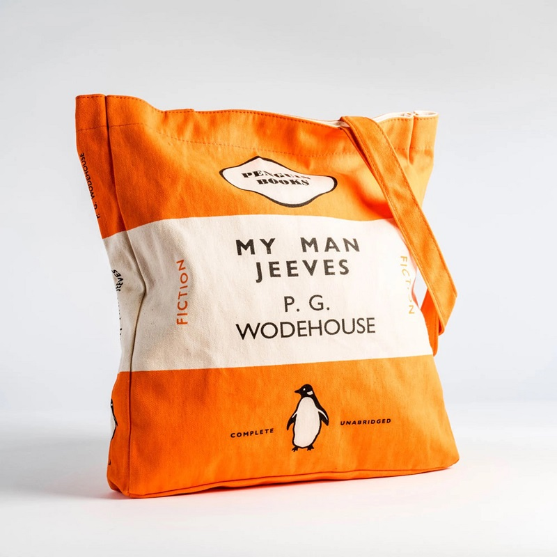 Tote Bag - My Man Jeeves