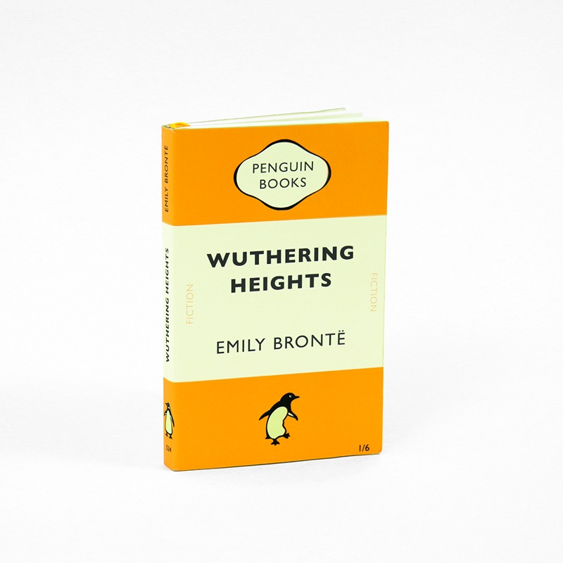 Notebook - Wuthering Heights (pocket size)