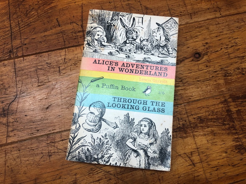 Alice's Adventures in Wonderland & Through the Looking Glass [1966년 합본판]