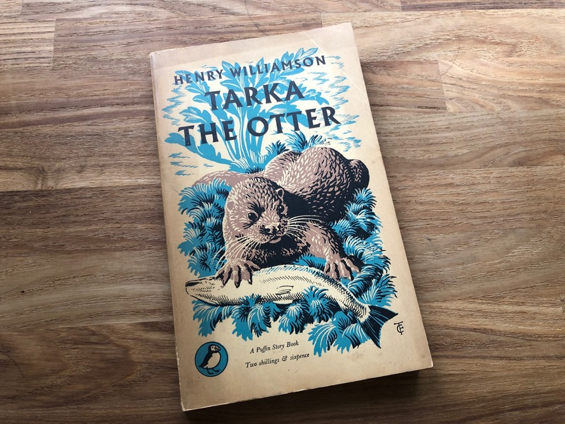 Tarka the Otter [1955년판]